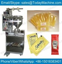 5ml 10ml 30ml 100ml 200ml 300ml Shampoo / tomato sauce /juice stick/plastic bag packing machine