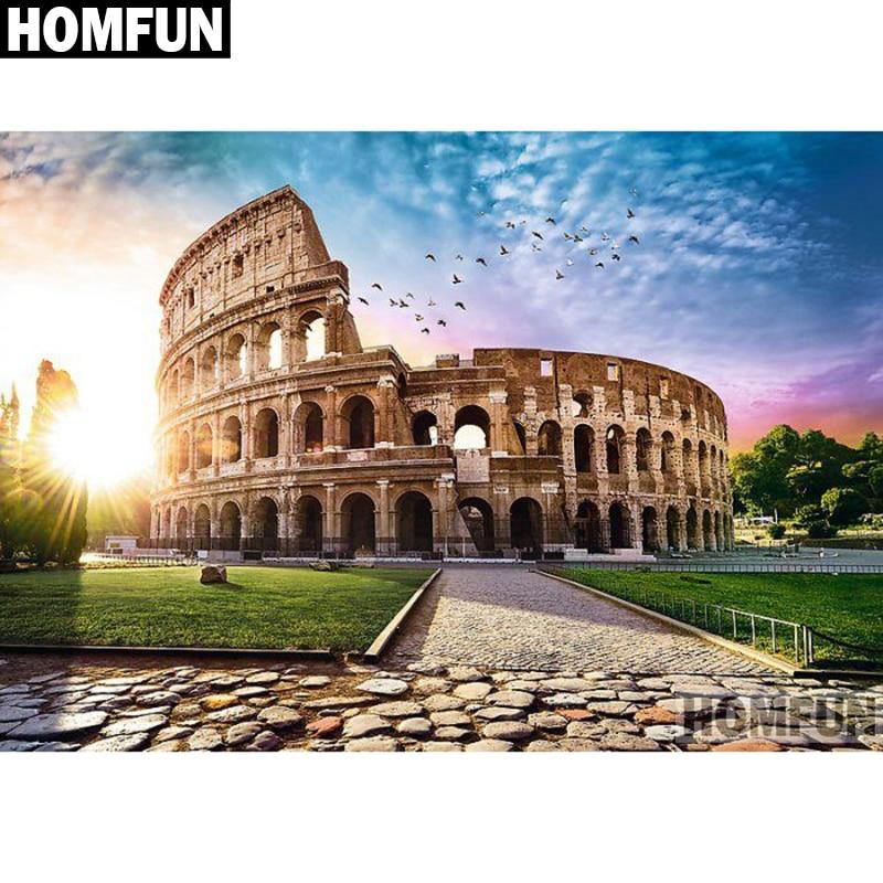 A03894         Rome Colosseum