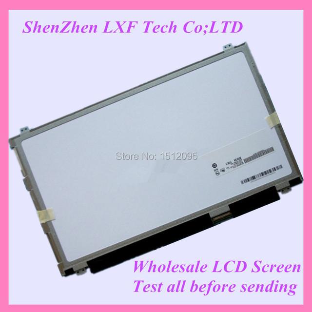 Usado 15.6 llevó la pantalla B156XW04 B156XW03 LTN156AT11 LP156WH3 N156BGE-LB1 N156B6-L0D LTN156AT20 LTN156AT30 b156xtn03. 2 B156XTN04