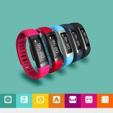 Mode lässig U10 Bluetooth Reloj Smartwatch digitale Sport Handgelenk LED Smartwatch U10 für iOS Android Ursprüngliche Telefon Uhr