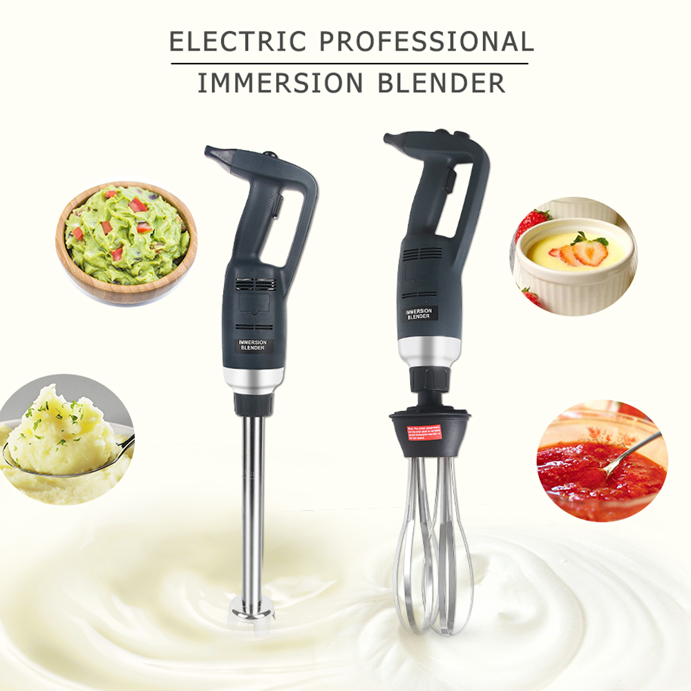 ITOP 3pcs set Handheld Immersion Blender Commercial Mixing Machine High Speed Blender Food Mixers 1 Blender