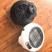 Hot sale 900W Heater Pro Portable Handy Heater Wall-Outlet Digital Plug In Electric Heater Air Fan Warm Radiator Home Machine