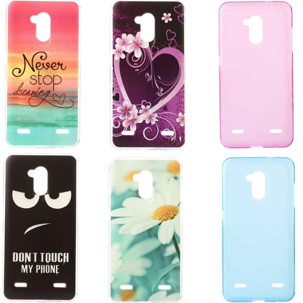 hot sale online 83684 a36a3 US $2.3 |Hot Selling Soft Silicone phone Protective Case for ZTE Blade V7  lite A2 5.0 TPU Back cover Etui sweet Dandelion Lover Daisy-in Half-wrapped  ...