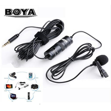 BOYA BY-M1 Lavalier Microphone BY M1 Camera Microphone Video