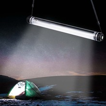 Waterproof Camping Light IP68 Portable USB Rechargeable Lantern Outdoor Emergency Photography Tent POWERBANK