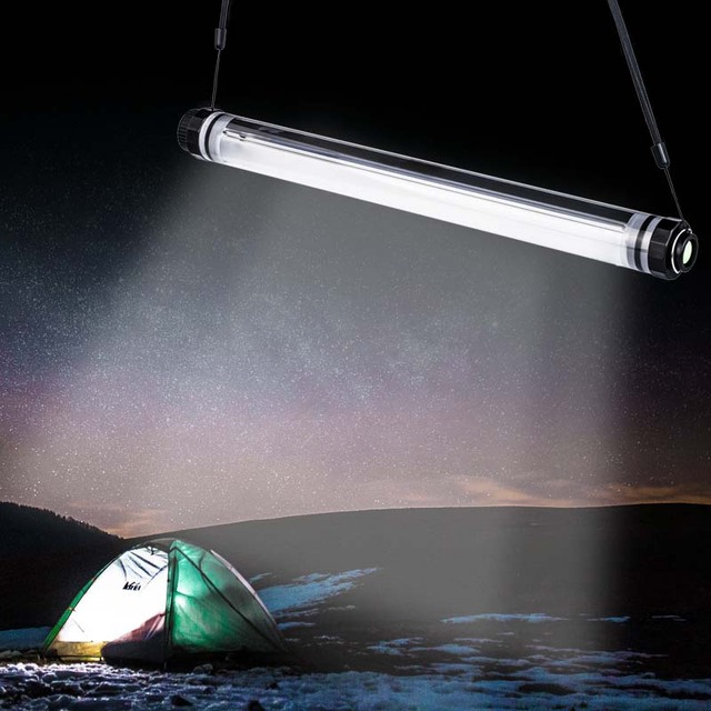 Waterproof Camping Light IP68 Portable USB Rechargeable Camping Lantern Outdoor Emergency Photography Light Tent Light POWERBANK