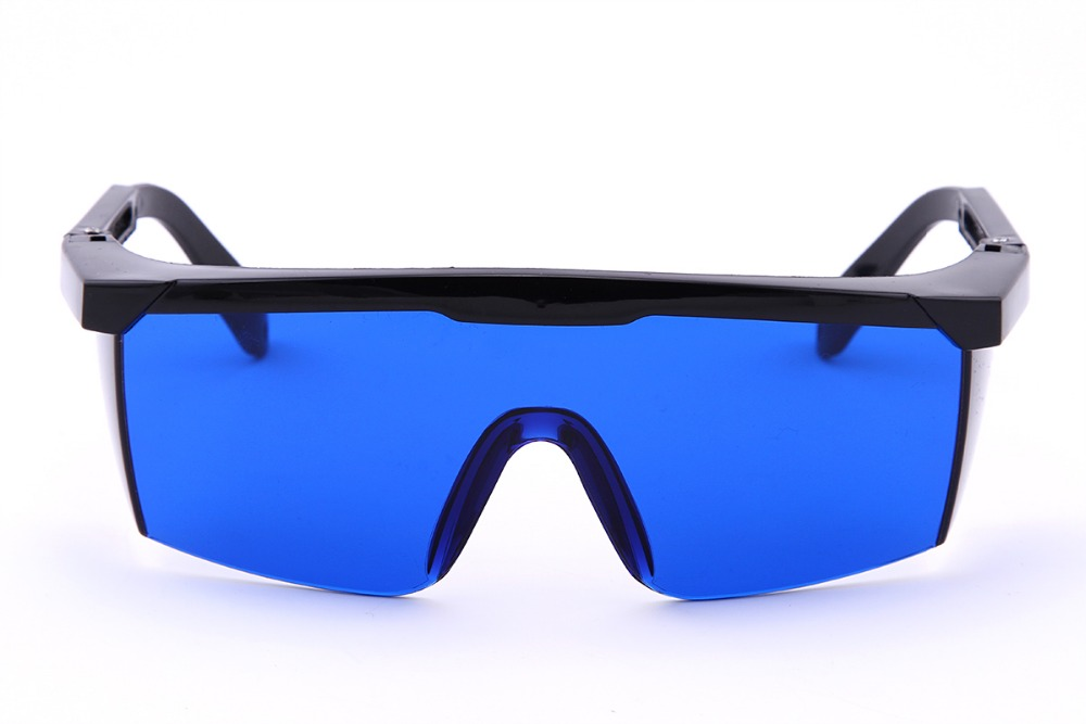 YH-9 Laser Goggles Laser Glasses, 590-690 NM 650nm Red Goggles Protective Goggles цены