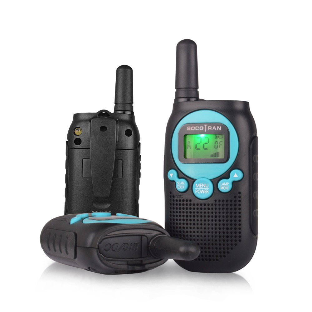 Image 2 - US/CA/MX license free walkie talke FRS/GMRS two way radio 0.5W 22CH VOX Radio with privacy code &rechargeable battery-in Walkie Talkie from Cellphones & Telecommunications