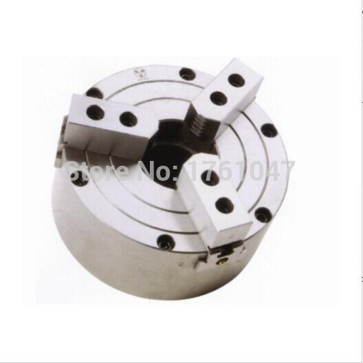 Стандартный три челюсти полые пневматический патрон, машина патрон, токарный станок патрон, аксессуары для станка