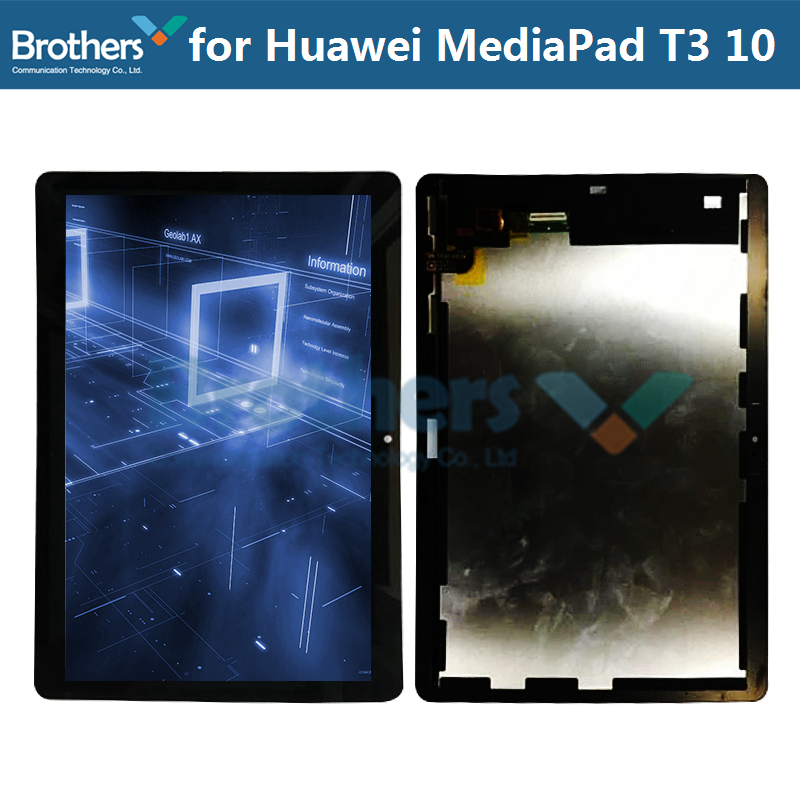 Tablet LCD Display For Huawei MediaPad T3 10 Touch Panel LCD Screen Assembly for MediaPad T3 LCD Touch Screen Digitizer 9.6\'\' (3)
