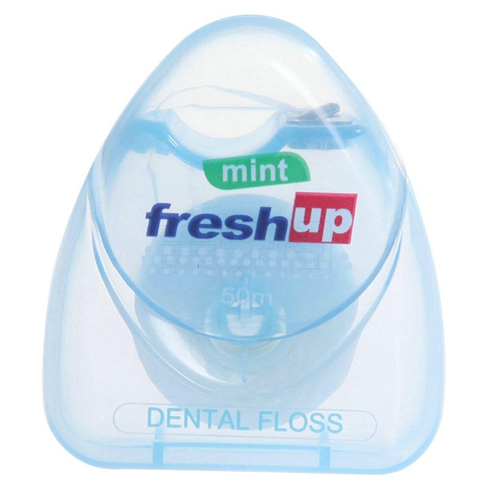 Mundhygiene 50 Mt/rollen Zahnseide Oral Hygiene Kit Interdentalbürste Dental Reinigung Pflege Täglichen Leben Werkzeug Zahn Sauber Zahnstocher Mit Fall Warm Und Winddicht