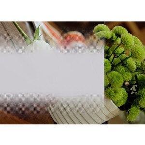 Sunice branco Filme Janela decoração Ponto Branco duplo Way Gradiente casa etiqueta de vidro Semi-privacidade Película de Vinil Auto- etiquetas adesivas 1.83x30m