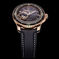 Reef Tiger/RT Sport Automatic Watches for Men Rose Gold Tone Super Luminous Dive Watch 200M RGA3039