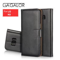 Luxury Wallet PU Leather Filp Case For LG K8 Magnetic Filp Cover Fundas Holder Stand Cell