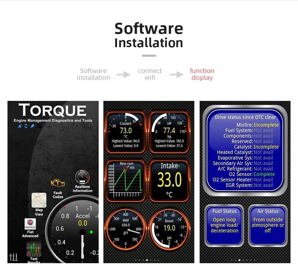 HTB1qO3reRGw3KVjSZFwq6zQ2FXa0 OBD2 ELM327 V1.5/2.1 Bluetooth Code Reader OBD2 Scanner Automotivo Diagnostic Tool Multi-Language for Android/Symbian