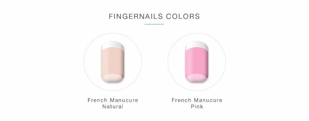 Fingernails-colors