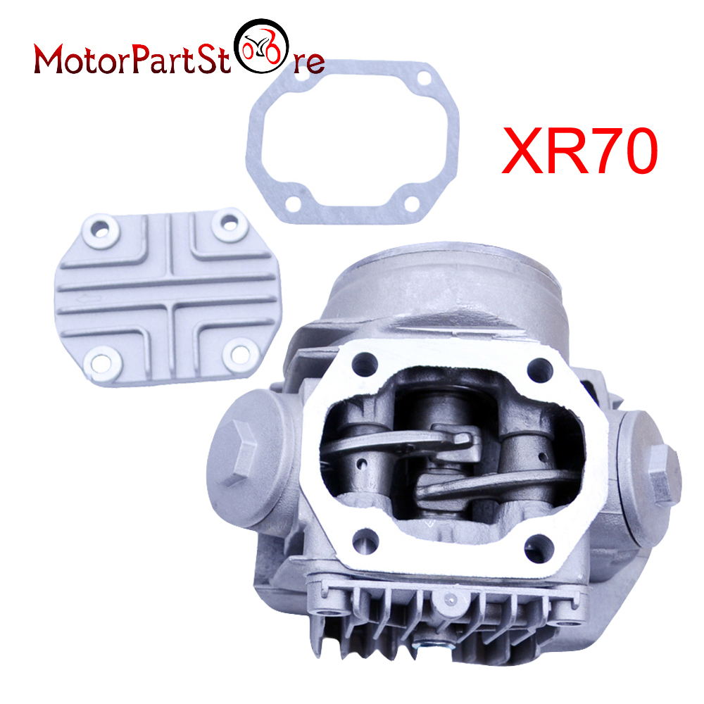 Cylinder Head Complete For Honda 70cc Atc70 Crf70f Xr70 Ct70 C70 1970 Blue Engine Components In Engines From Automobiles Motorcycles On Alibaba