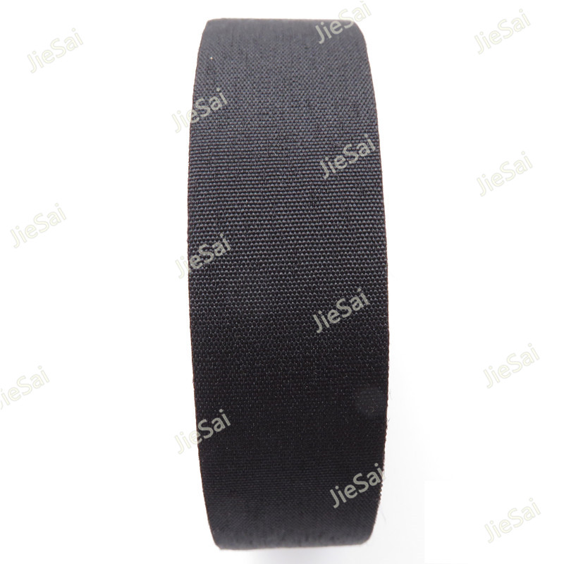 Universal Canvas Tape Automotive Wiring Harness Black Car Acetate Adhesive Tape Polyester Fiber Cloth Tape