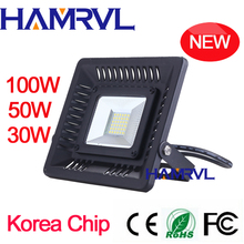 2017 NEW  LED Floodlight AC220V Outdoor LED Flood light lamp waterproof LED Tunnel light lamp street lapms