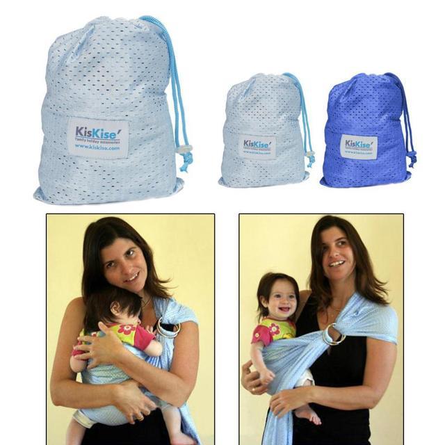 Atacado Portador de Bebê Respirável Natação Net Com Poliéster e QuickDry Material de Tecidos Do Bebê Piscina Chuveiro de Água Funda
