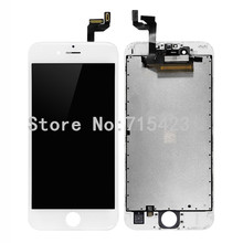 5pcs/lot LCD Display Screen with Touch Screen Digitizer Assembly +LCD+Camera Holder+Frame AAA ship by DHL