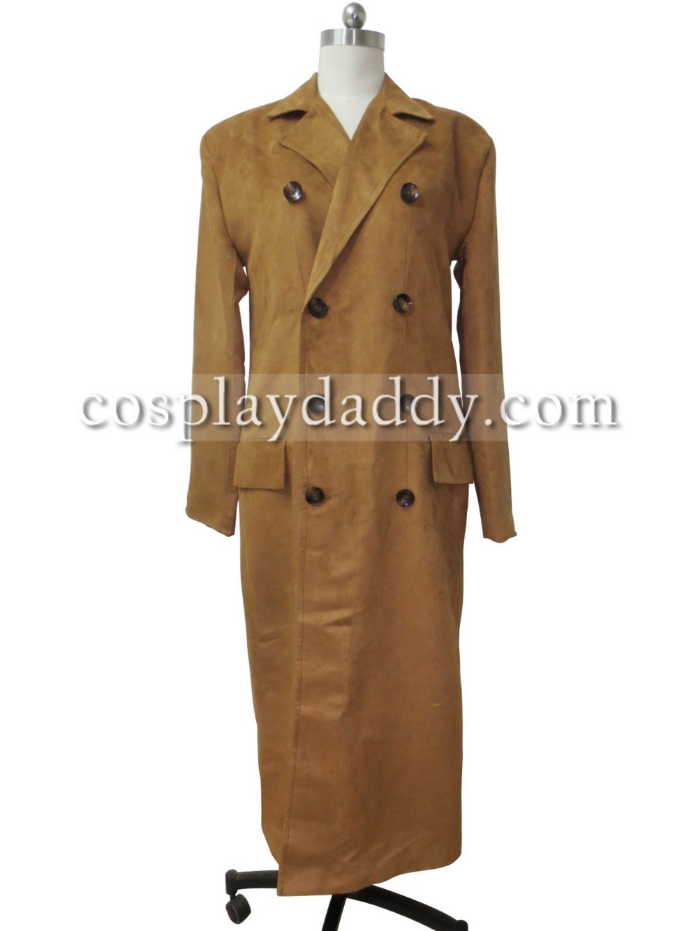 Who is Doctor Dr.Trench Coat Casual Jacket Business Suit Cosplay Costume Outfit