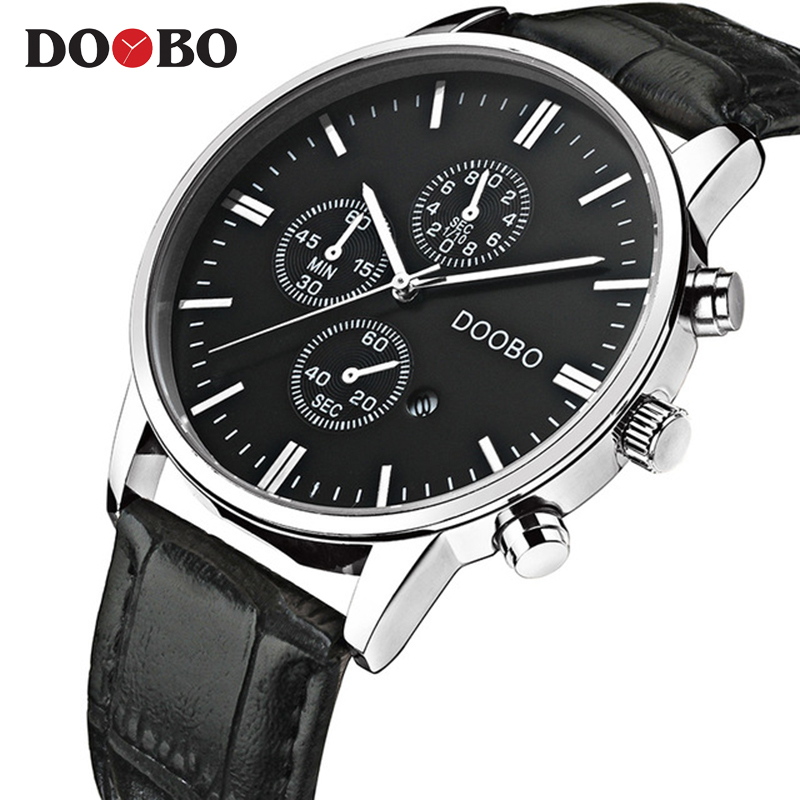 2017 Casual Fashion Quartz Watch Men Watches Top Luxury Brand Famous Wrist Watch Male Clock For Men Sports Relogio Masculino