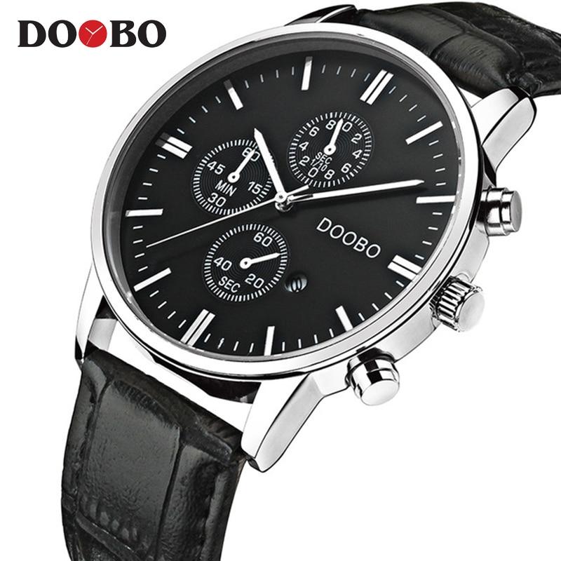 2017 Casual Fashion Quartz Watch Men Watches Top Luxury Brand Famous Wrist Watch Male Clock For Men Sports Relogio Masculino