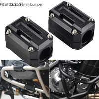 Motor Schutz Schutz Stoßstange Für Honda Afrika Twin CRF1000L NC700X VFR1200X Crosstourer Suzuki V-Strom DL 650 1000 Triumph BMW