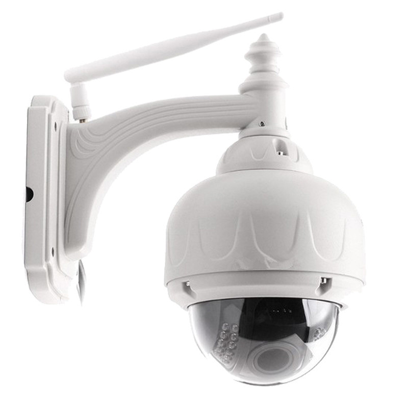 WIFI IP Security Camera 1080P HD video Home Security Surveillance 360 Night Vision Waterproof Motion Detection Camera Outdoor