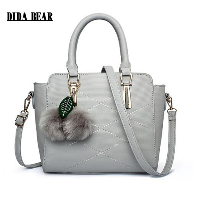 Aliexpress.com : Buy 2017 New Women Fashion handbags Girls ...