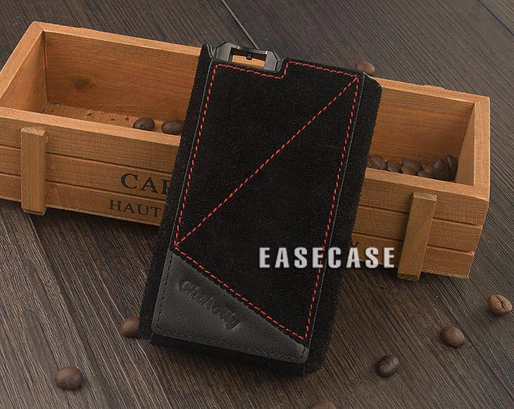 A6 Custom-Made Genuine Leather case for LOTOO Paw Gold TouchA6 Custom-Made Genuine Leather case for LOTOO Paw Gold Touch