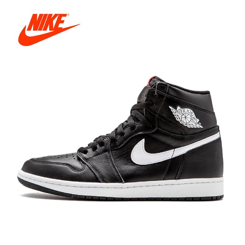 ... italy asli baru arrrival nike air jordan 1 pria retro basket olahraga  sepatu sneakers tinggichina cbf63 f3894f98c9