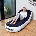 Al aire libre sofá cama inflable sofá inflable adulto del hogar portátil espesada flocado sofá