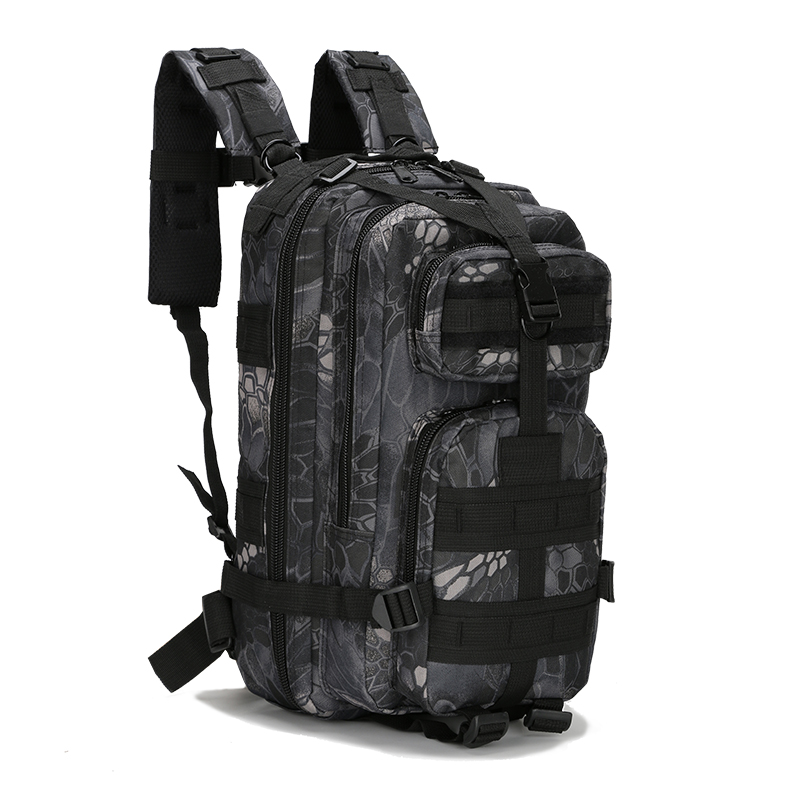 30L Military Tactical Pack Backpack Army <font><b>Bag</b></font> Small Rucksack for Outdoor Hiking Camping Hunting <font><b>Bags</b></font> 10 Colors