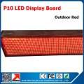 Kaler led screens outdoor waterproof p10 led panels led signs electronic led screen 16*96 pixel