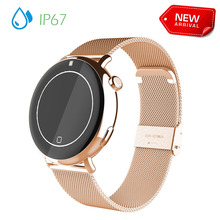 C7 Bluetooth Smart Watch Waterproof .3″ Round Screen SmartWatch Heart Rate Monitor SIM Card for Android Smart Phone Wristwatch