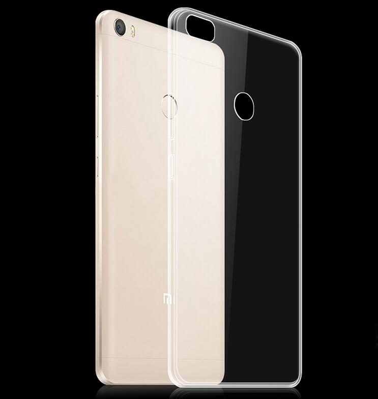 HC17 Clear Slim Thin Transparent TPU Cover For Xiaomi Redmi 3s Note 3 2 Mi Max Soft Skin Silicone Case for Redmi 3 Pro/Hongmi