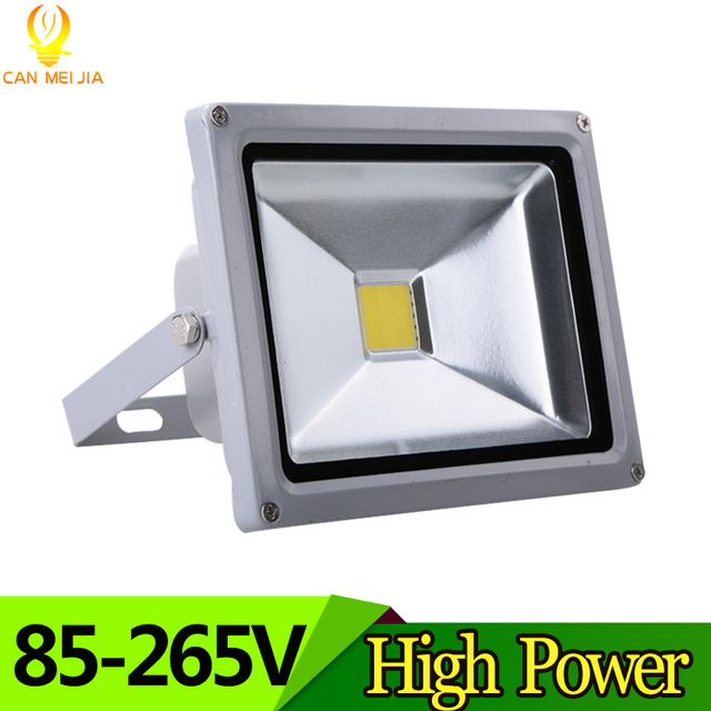 Led floodlight 20w 30w waterproof ip65 landscape spotlight led floodlight 20w 30w waterproof ip65 landscape spotlight commercial lamp 50w led reflector 110v outdoor flood workwithnaturefo