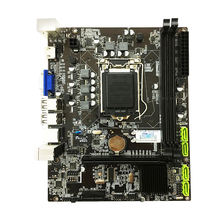 цена H55 Motherboard LGA1156 DDR3 16Gram Dual Sata 2.0 4xUSB 2.0 PCI-Express Mainboard Supports I3 I5 I7 CPU For Computer в интернет-магазинах