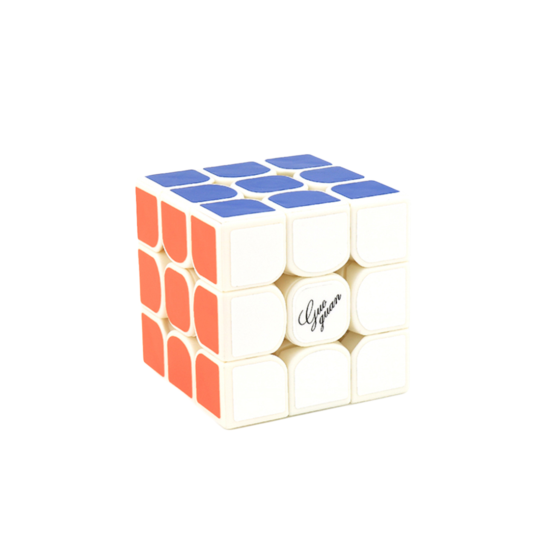 GuoGuan Yuexiao PRO Magic Cube 3x3x3 Magic Cube Speedcubing Puzzle Toy cube stereo 160 hpa 27 5 pro