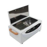High Temperature UV Sterilizer Box Portable Salon Sterilizer For Manicure Tools Nail Art Tool Disinfection And