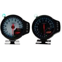 """ тахометр EL-3-in-1 температура воды масла пресс RPM метр с логотипом"