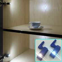 Universal Inner Hinge Lamp LED Sensor Light Home Kitchen Night Light Cabinet Cupboard Closet Wardrobe Cabinets Hinges Light