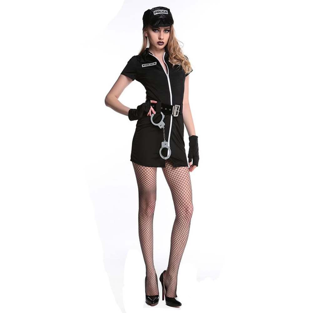 Bigbolo sexy charming cadet catsuit womens costume