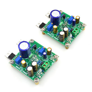 Image 5 - Lusya 2pcs Mini classical version of TIP41C JLH1969 class A Dual Channel audio Amplifier DIY/finished board 12 24VDC G2 001