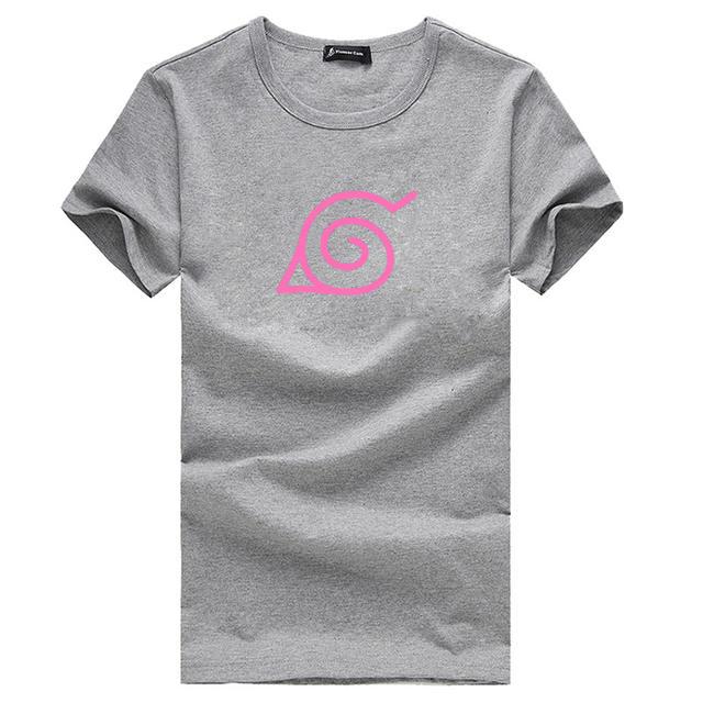 Naruto T-Shirt Women Short