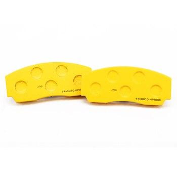 KOKO RACING factory proce car brake pad fit with WT5200 cars brake caliper for toyota