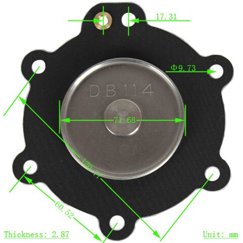 Db114 mecair diaphragm repair kits for pulse jet valves vnp214 db114 mecair diaphragm repair kits for pulse jet valves vnp214 vem214 in gaskets from home improvement on aliexpress alibaba group ccuart Gallery