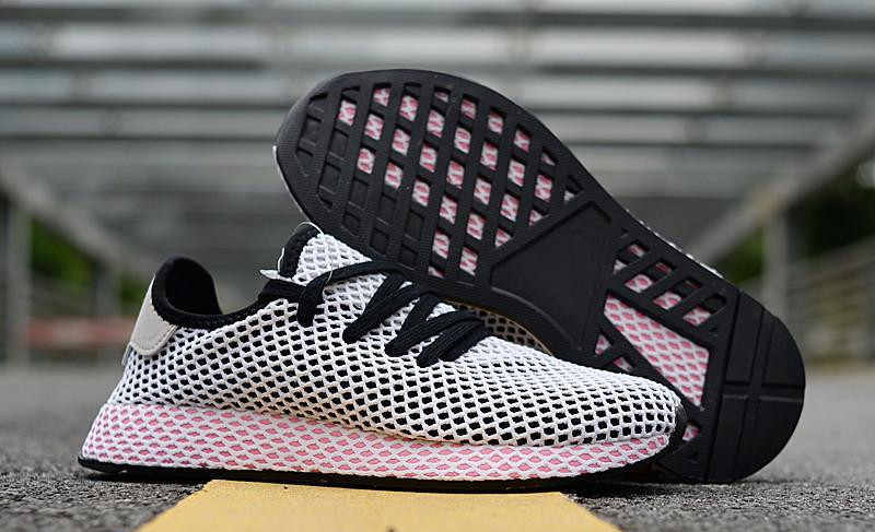 28d399e3b7e3e ... New Top Fashion 2019 Deerupt Runner Women Mens black red white Running  Shoes Sports Sneakers CQ2624 ...